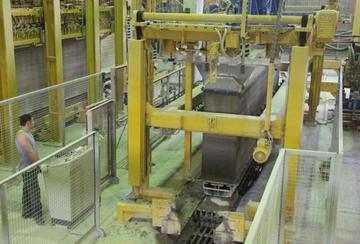 Производство газоблоков
